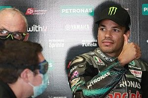 """MotoGP: Morbidelli detona Zarco após acidente: """"É quase um assassino"""""""