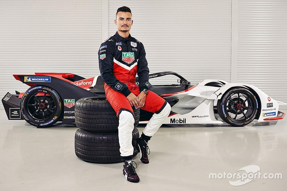 Wehrlein replaces Jani at Porsche Formula E team