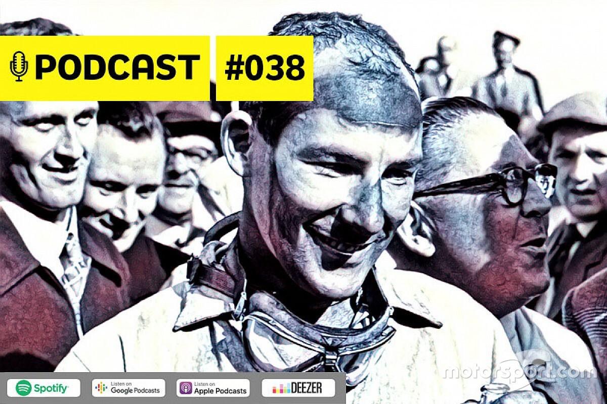 Podcast #038 – Quais pilotos mereciam ganhar títulos da F1 e não levaram?