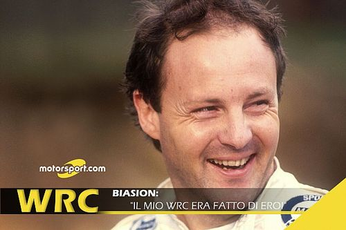 """Biasion: """" Vi racconto il mio WRC fatto di eroi"""""""