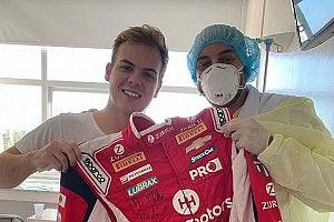 """Bruno Baptista relata drama com coronavírus: """"Afetou 40% do meu pulmão"""""""