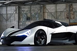 Apex AP-0 Concept, 650 CV di supercar elettrica con le corse nel DNA