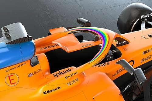 Après le COVID-19 et pour la diversité: la F1 lance #WeRaceAsOne