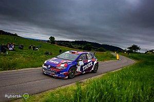 Czeski trening Rallytechnology