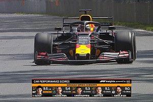 F1: arrivano nuove grafiche televisive