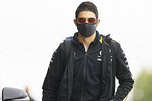 Ocon, Alonso ile yarışmak için sabırsızlanıyor