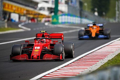 """""""No tiene sentido que Sainz gaste energías pensando en Ferrari"""""""