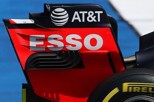 Технический брифинг: зачем Red Bull пустила волны по заднему крылу