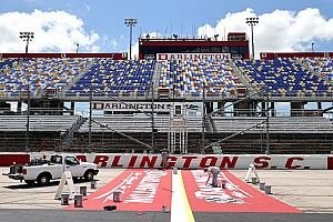 NASCAR's Real Heroes 400 from Darlington as it happened