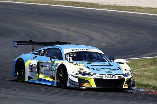Dzień mistrzów na Nürburgringu
