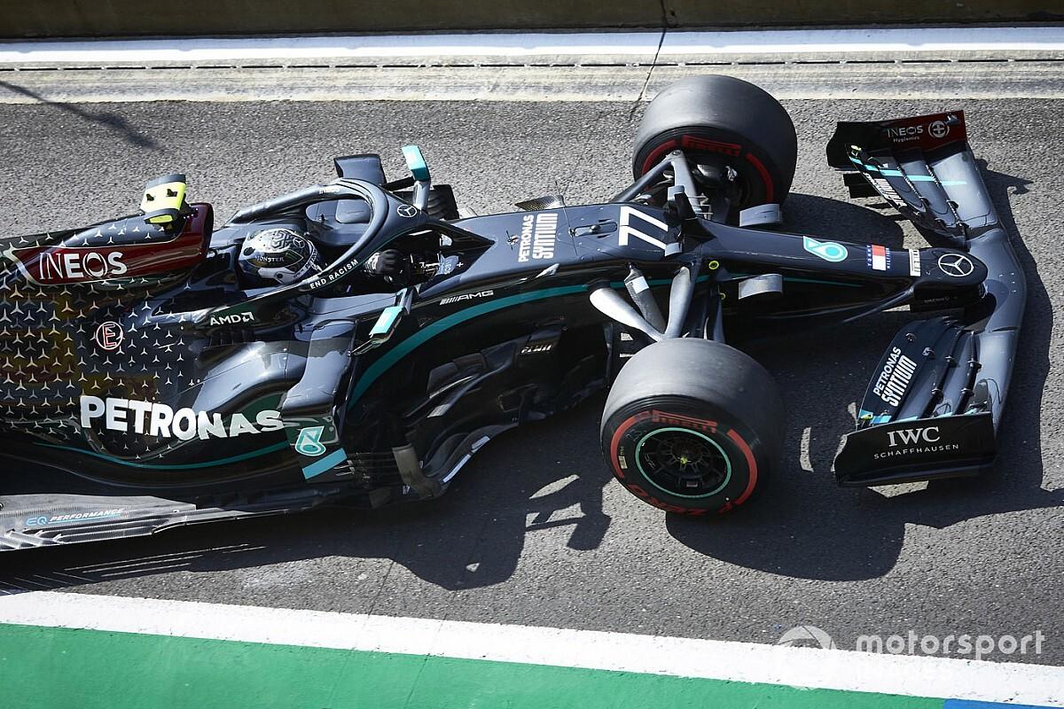 EL3 - Mercedes et Verstappen en ordre de marche avant les qualifs