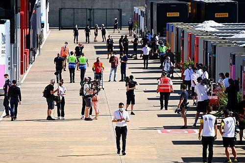 """La F1 rattrapée par le COVID-19 : """"Un rappel brutal"""""""