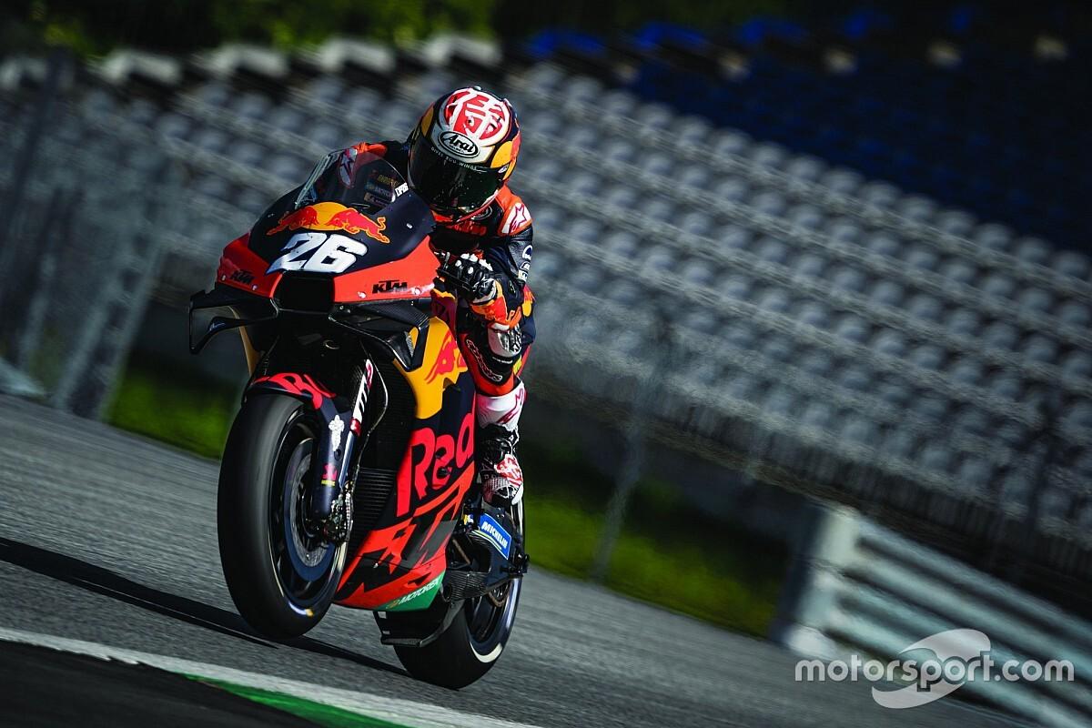 Moins de tests pour KTM: Pedrosa se voit faire plus de tours en 2021