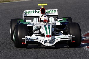 How di Grassi nearly landed a 2009 F1 chance