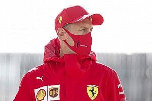 Vettel, Racing Point patronunun aracına bindiğini doğruladı