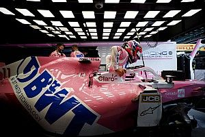 A Racing Point Hülkenberget fogja választani Pérez helyére?