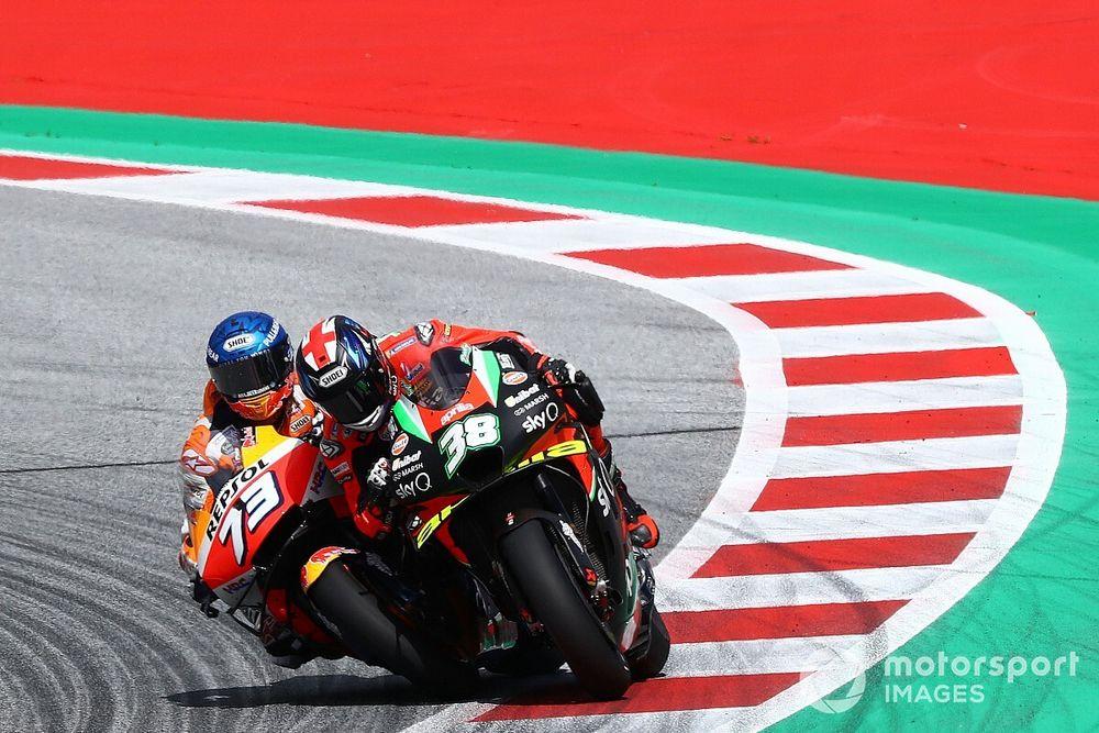 MotoGP: las mejores fotos de la carrera del GP de Austria