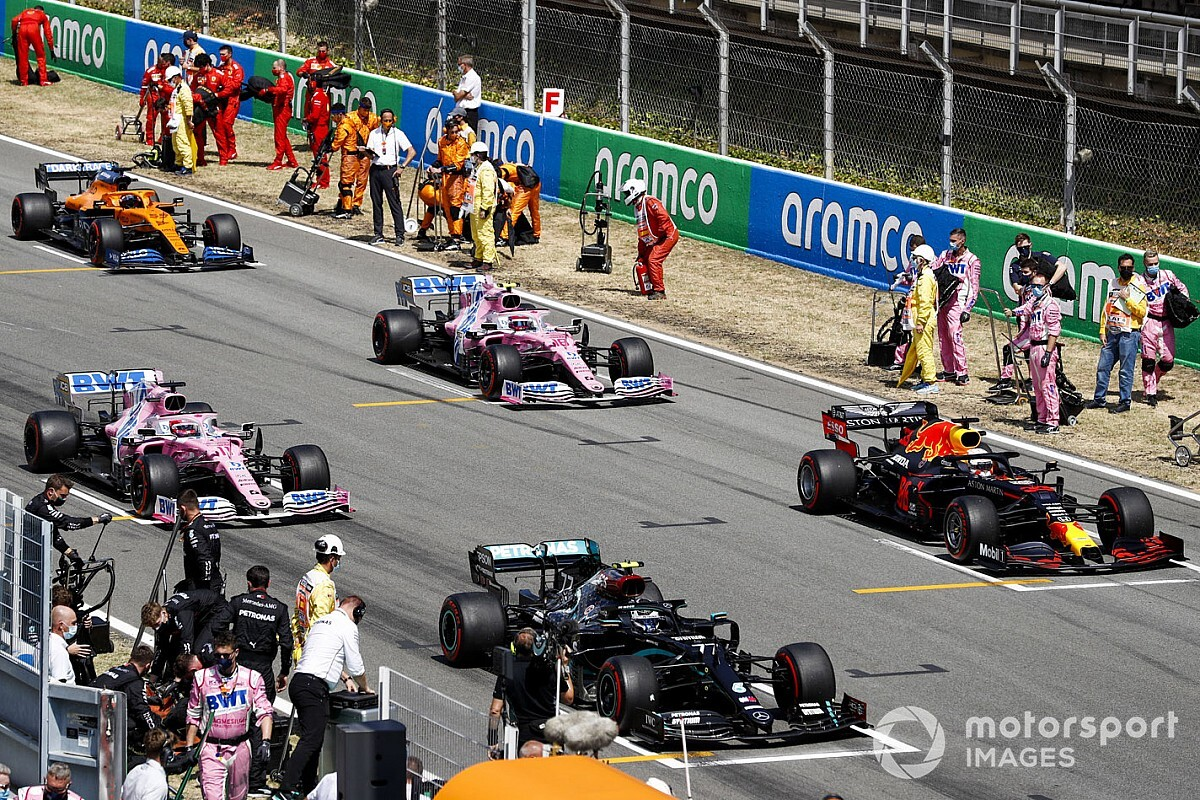 F1 engine mode clampdown targets reliability fix claims