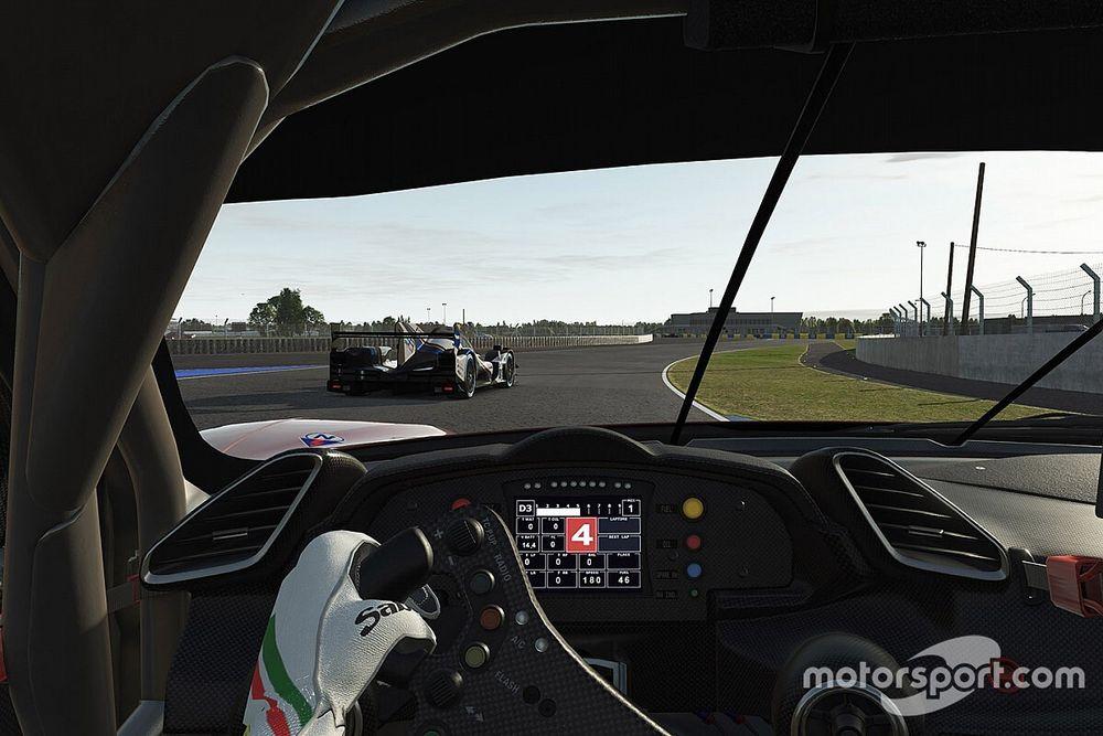 Virtual Le Mans, 21a Ora: Ferrari ancora penalizzata con Laurito