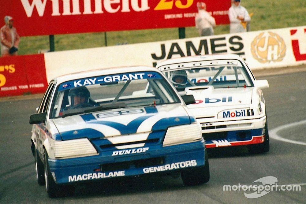 First cars entered for Holden Bathurst Revival