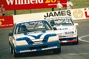 First cars entered for Holden Bathurst Revival