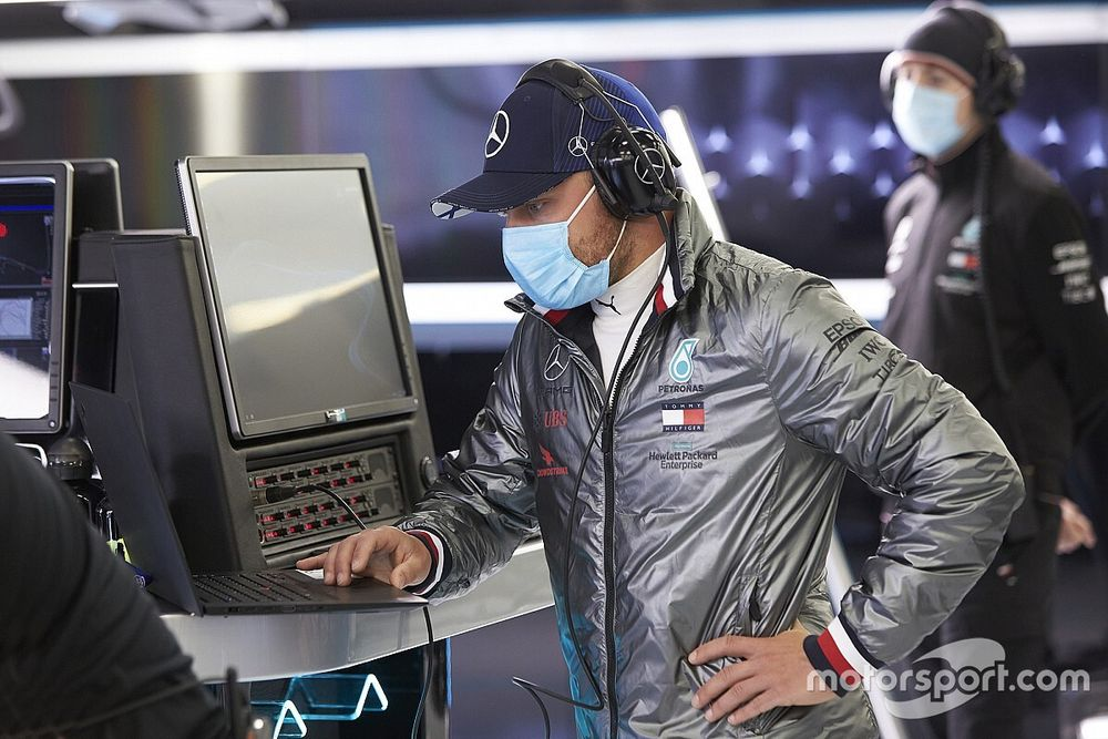 """Mercedes """"learned a lot"""" about new F1 protocols - Bottas"""