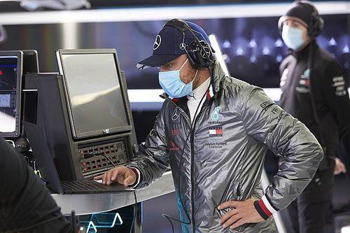 """Test Mercedes, Bottas: """"Imparato molto sui nuovi protocolli"""""""