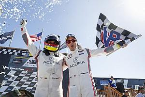 Juan Pablo Montoya triunfa con Penske en Mid-Ohio