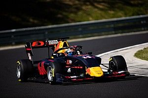FIA F3ハンガロリンクテスト:タイム結果