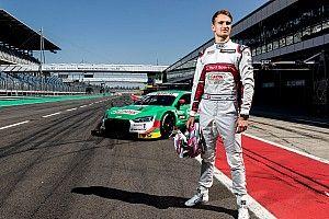 Hockenheim, Libere 1: Nico Muller guida il plotone Audi davanti a Rast e Frijns