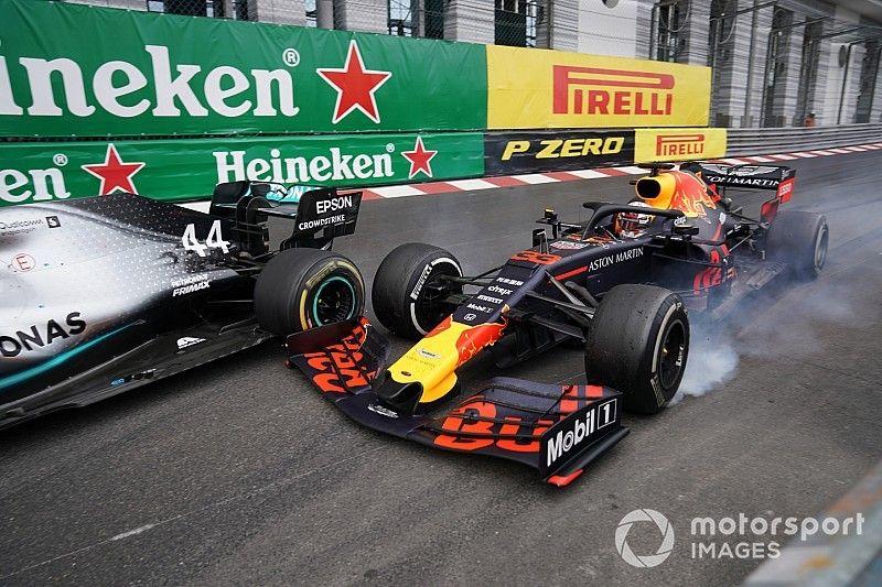 Como 'Mister Crash' capturó este momento en Mónaco