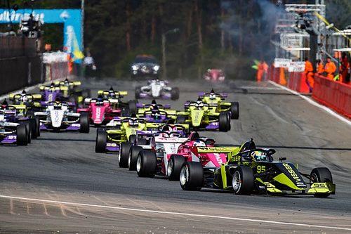 El incidente con el volante de la ganadora en Zolder justo antes de la salida
