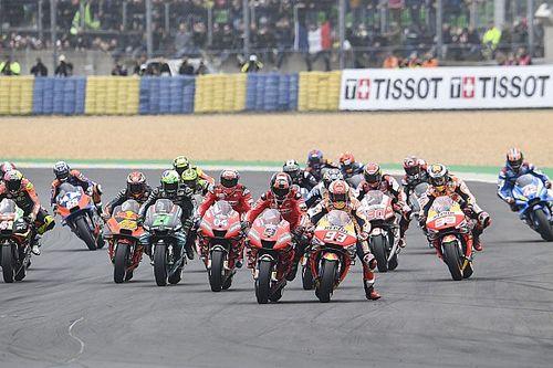 Schumacher, Prost, Hamilton, Alonso: les héros des pilotes MotoGP