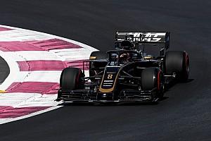 Fotostrecke: Der Schweizer Romain Grosjean beim Grossen Preis von Frankreich