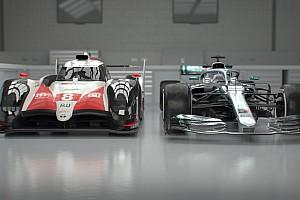 Ezt tudja a Forma-1 csúcsgépe, a Mercedes W10 a Toyota WEC monstruma ellen