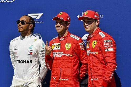 Leclerc mógłby przyćmić Hamiltona