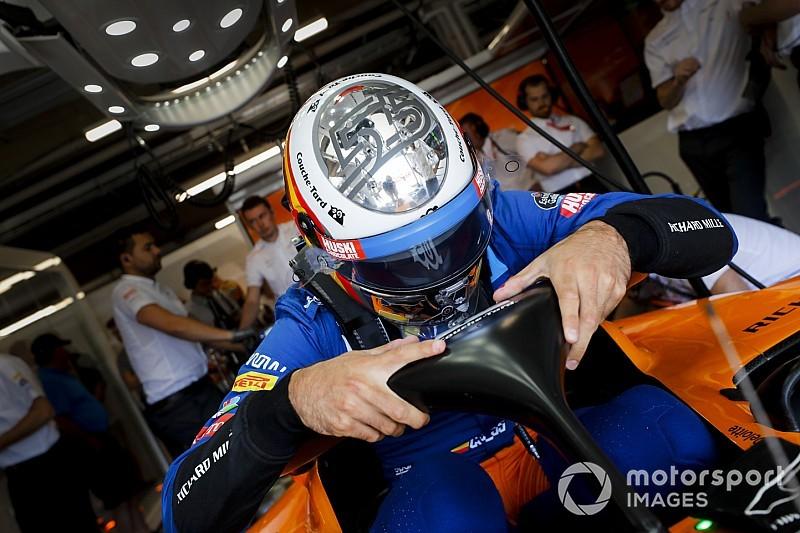 Sainz nemcsak a McLarennel ügyes és gyors
