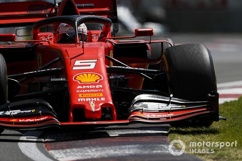 Ferrari meldt FIA voornemen in beroep te gaan tegen straf Vettel