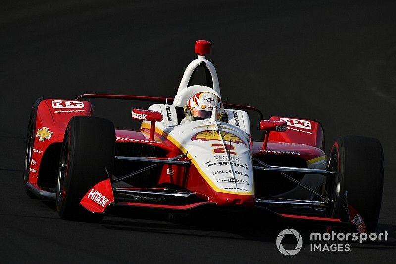 Newgarden to make IndyCar demo run at Charlotte Roval
