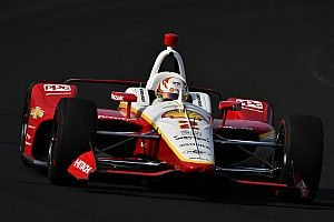 Newgarden to make IndyCar demo run at Charlotte Roval