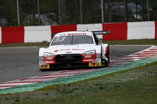 DTM: Rast domina e vence corrida 2 em Zolder; Fittipaldi é 9º