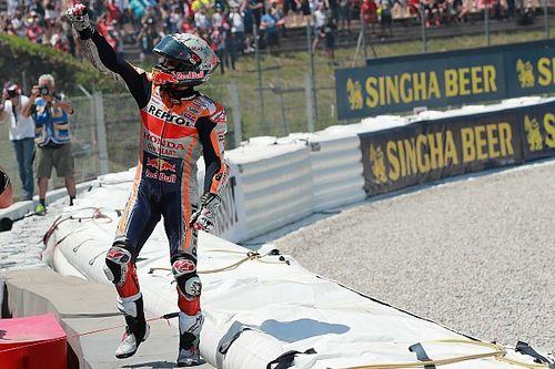 """Marquez: """"Per me la manovra di Lorenzo non deve essere sanzionata"""""""
