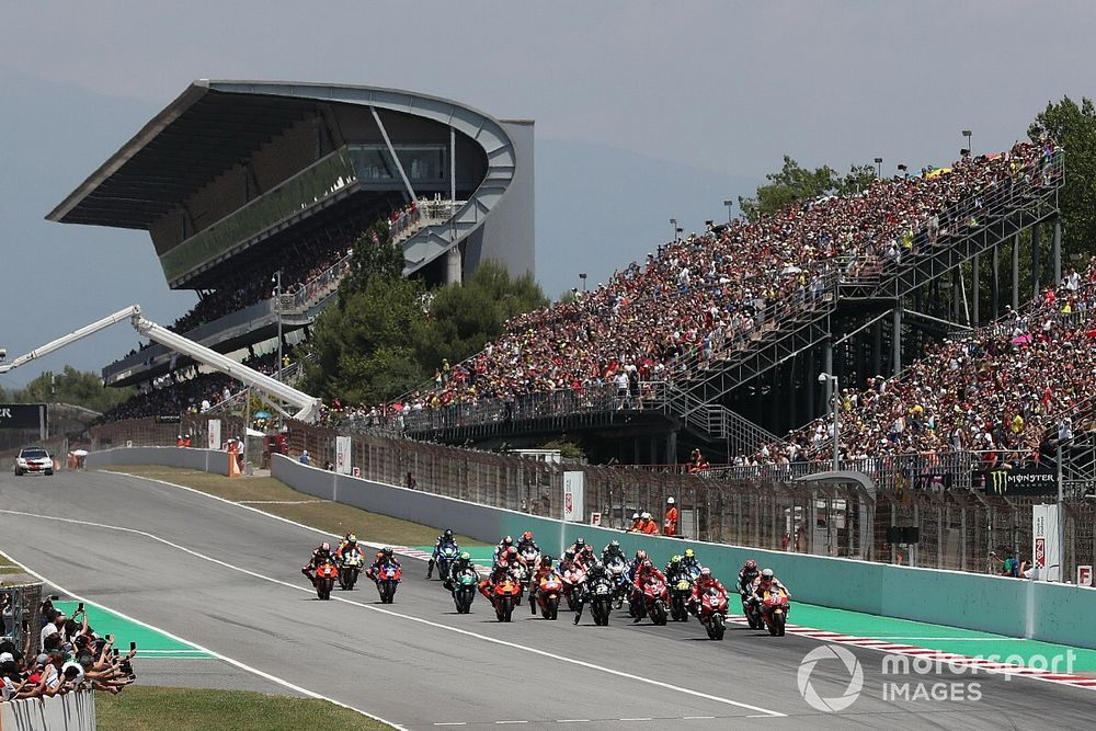 MotoGP、改訂版カレンダーが発表。ヨーロッパラウンド13レースの予定が明らかに