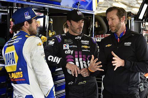 Hendrick lets slip plan for Elliott, Johnson to race the Rolex 24
