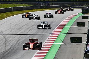 Le calendrier provisoire F2 et F3 laisse deviner celui de la F1