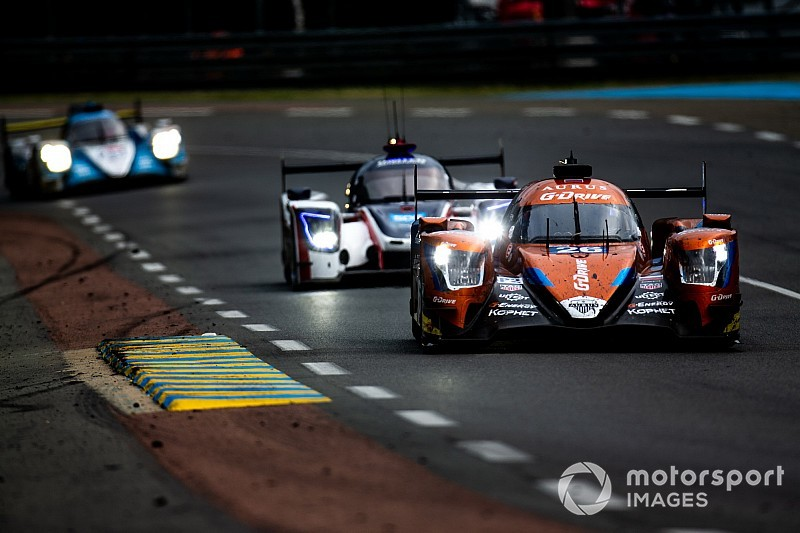 Vergne: '10 cent' part to blame for G-Drive's LMP2 defeat