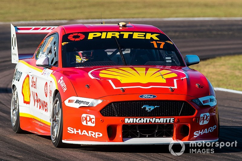 Darwin Supercars: McLaughlin claims first ever Triple Crown