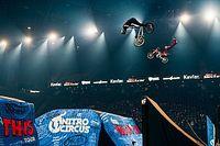Te llevamos al impresionante 'Nitro Circus'