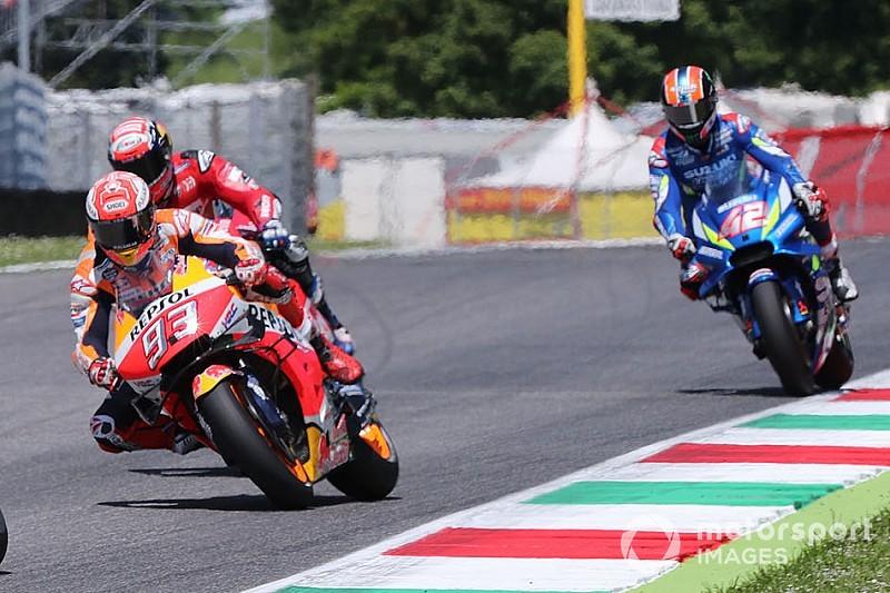 """Rins: """"Se Marquez mi dà un po' di motore, gli do un po' di telaio"""""""