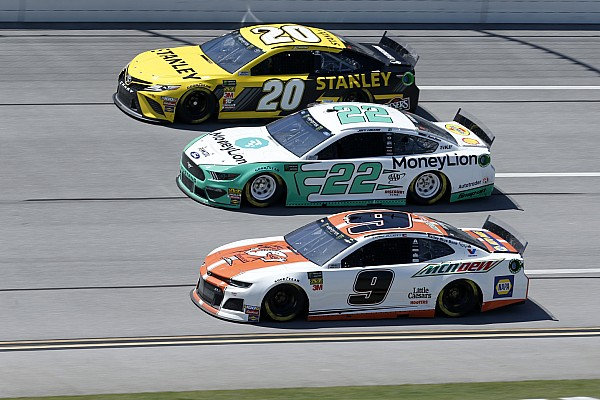 The Battle Lines Are Clearly Drawn For Sunday S Talladega Race